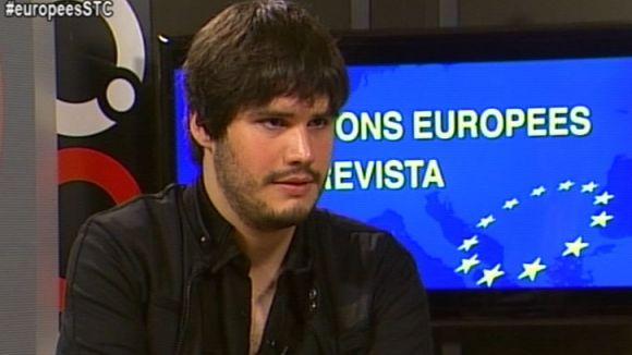 Èric Gómez, en una entrevista a Cugat.cat