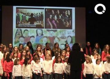 'Hear Us' uneix les veus de nens de tres continents en un concert únic