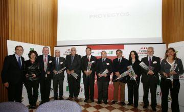 L'Ajuntament rep el premi Coneixement i Pacients de la Fundació Josep Laporte