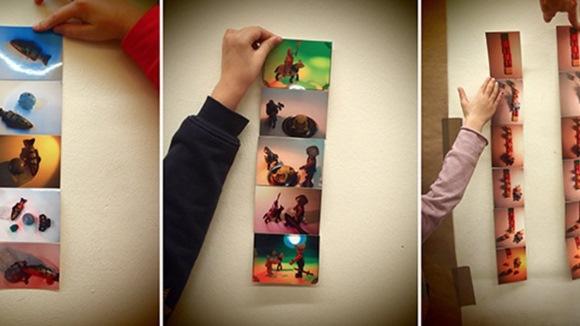 'Foto llibre': Taller de fotografia per a famílies