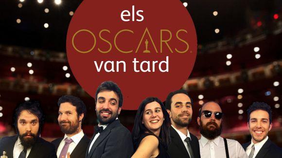 Cugat.cat retransmetrà en directe la gala dels Oscars en un programa especial d''Anem Tard'