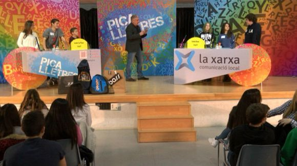 El 'Pica Lletres' enfronta els instituts Banús de Cerdanyola i el Can Planas de Barberà