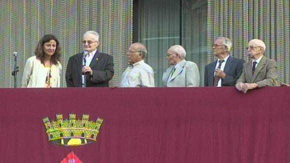 La Penya Regalèssia obre la festa amb un pregó ple de records i passat