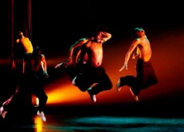 La dansa del muntatge 'Transe' transporta el Teatre-Auditori cap a un món místic