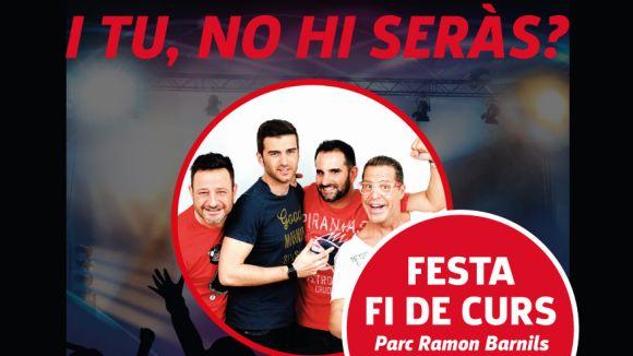 El Va Parir Tour de Ràdio Flaixbac arriba dimarts que ve a Sant Cugat per celebrar la fi del curs escolar