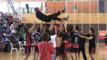 L'Handbol Sant Cugat, a Lliga Catalana