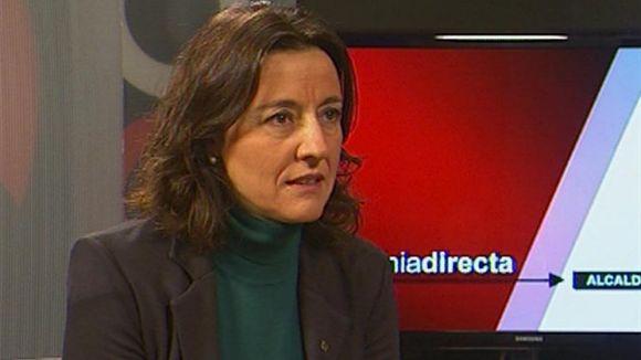 Mercè Conesa participa en una trobada d'alcaldes catalans a Brussel·les