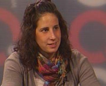 Erika Villaécija: 'El meu objectiu és aconseguir una medalla a Londres 2012'