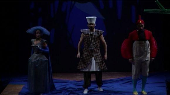 L'adaptació infantil de 'La flauta màgica' apropa l'òpera al públic familiar del Teatre-Auditori