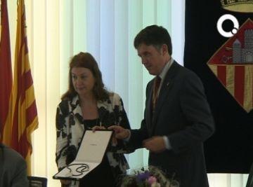 Baltasar Porcel, Medalla d'Honor de la ciutat a títol pòstum
