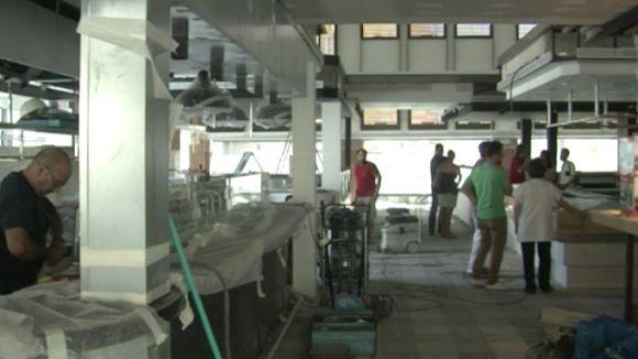 El nou Mercat Vell obrirà portes a finals de setembre