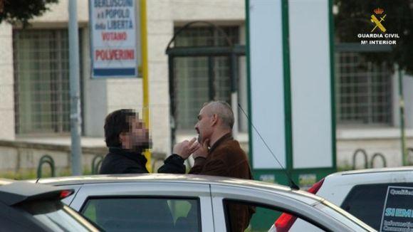 Detingut a Sant Cugat un membre del clan Pagnozzi, relacionat amb la màfia italiana