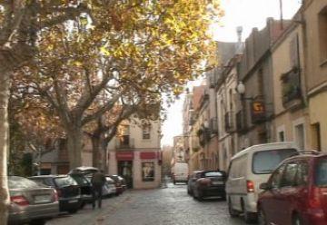 Preocupació dels comerciants de la plaça de Barcelona per la concentració de la Falange