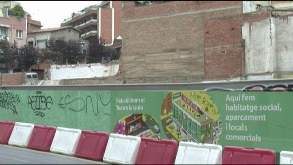 Les obres del pisos protegits de Rius i Taulet començaran a finals d'octubre