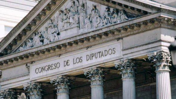 Les eleccions generals comportaran una nova composició de la cambra baixa / Foto: Congreso de los Diputados