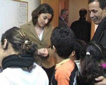 El ministre de Salut del Sàhara agraeix a Sant Cugat el seu compromís amb el poble sahrauí