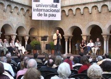 El Claustre del Monestir ha acollit la celebració del 25è aniversari de la Unipau