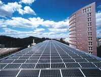 S'instal·laran 6 fanals en els que s'incorporarà un mòdul fotovoltaic de 110 Wp de potència.