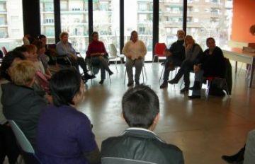 El Grupo de Mujeres Inmigrantes porta a debat el seu paper a la societat, sacsejat per la crisi
