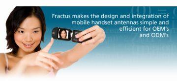 Fractus S.A., amb seu a Sant Cugat, obté el Premi Nacional de Telecomunicacions