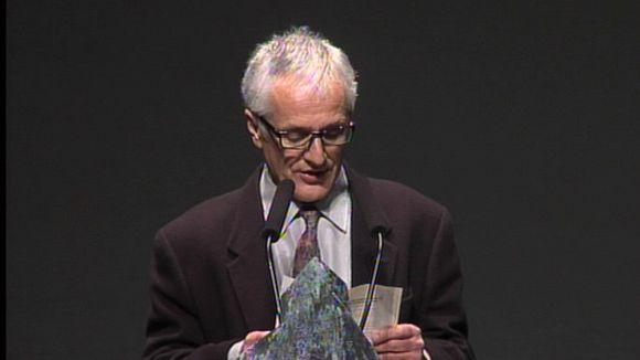 Rogeli Pedró escriu un nou conte local: el seu Premi Ciutat de Sant Cugat