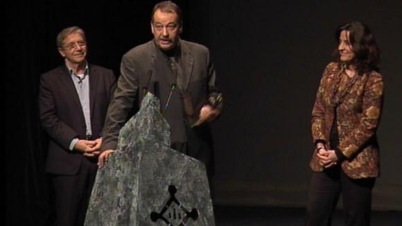 Joan Villadelprat, Premi Extraordinari Ciutat de Sant Cugat