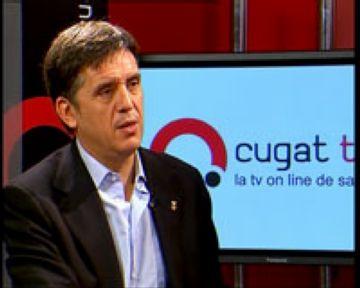 Lluís Recoder: 'Viuré la Festa Major com a alcalde i com a ciutadà'