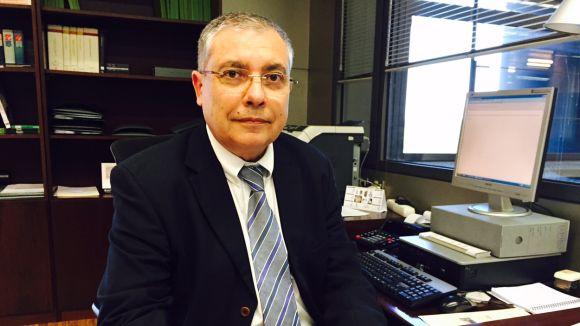 Francesc Balada, nou director de l'Arxiu Nacional de Catalunya