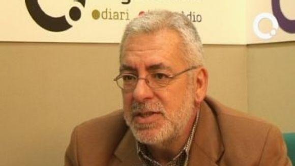 Francesc Cruces: 'El CMSC no pateix cap crisi institucional'