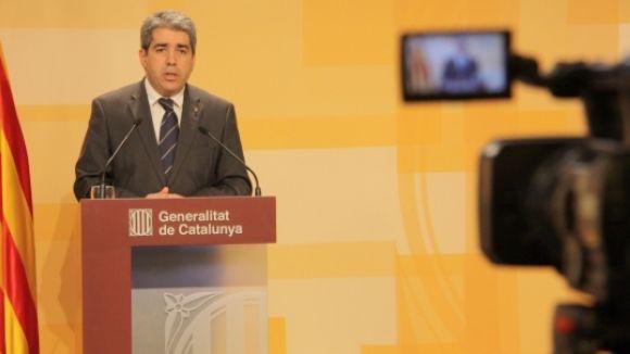 El Govern porta al TSJC el concurs d'ATLL