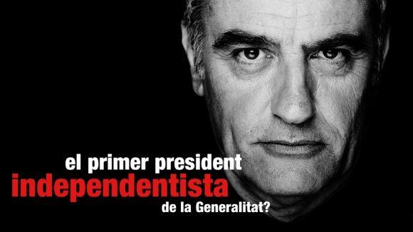 Independència, política i desaparicions a la nova obra teatral de Francesc Orella