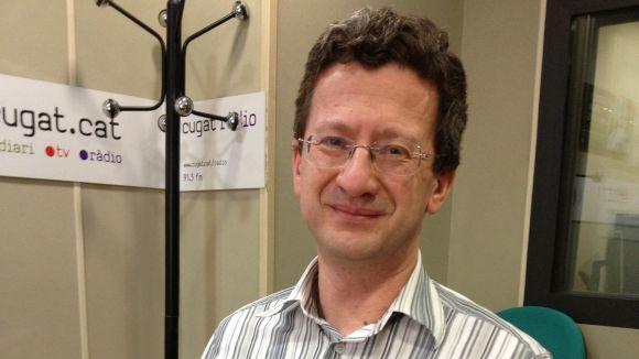 Francesc Sistach és informàtic de professió i pare d'una nena autista