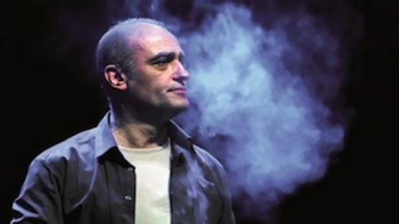 L'actor santcugatenc Francesc Orella, protagonista de la sèrie de TV3 'Merlí'