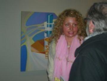 Francisca Blázquez exposa una vintena d'obres a la Canals Galeria d'Art
