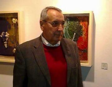Reflexions sobre Déu i l'educació centren el berenar literari de la Canals Galeria d'Art