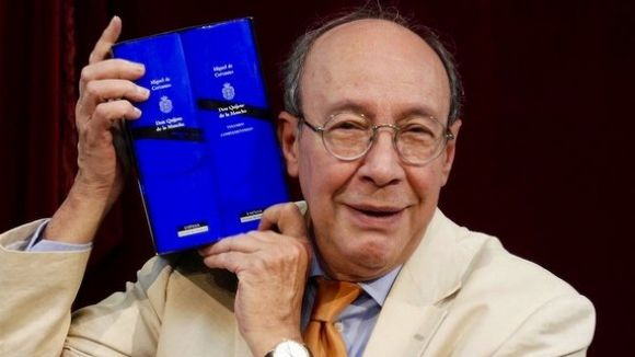 La UAB exposa exemplars d''El Quixot' donats per Francisco Rico