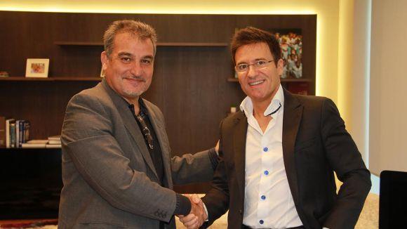 Sant Cugat Empresarial i IM Clínic signen un conveni de col·laboració