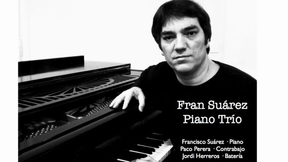 El Fran Suárez Trio, protagonista a El Siglo