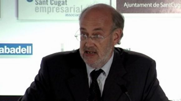 Frederic Boix, reelegit president de Sant Cugat Empresarial