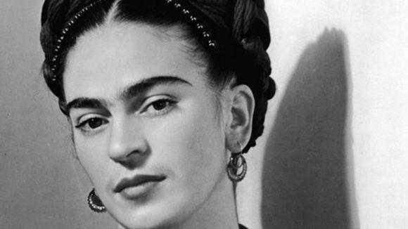 L'artista mexicana Frida Kahlo / Foto: Web de Frida Kahlo