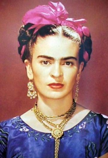 La pintura de Frida Kahlo i Diego Rivera centra la conferència d'avui de l'Aula d'Extensió Universitària per a la Gent Gran