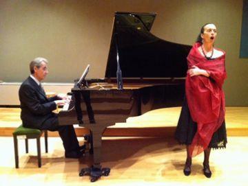 La vida i l'obra de Frida Kahlo, protagonistes d'una cantata a l'Escola de Música Victòria dels Àngels