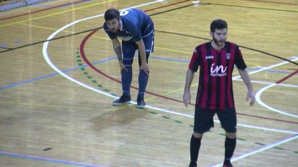 El Futbol Sala Sant Cugat comença la segona volta amb derrota davant el Montcada