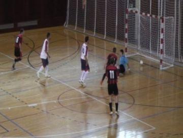 El Futbol Sala Sant Cugat fa nou gols al Monistrol i segueix invicte a la Tercera estatal