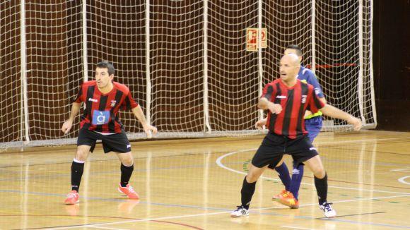 El Futbol Sala Sant Cugat cau golejat a Martorell i diu adéu a la Segona B