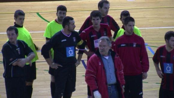 El Futbol Sala Sant Cugat cau a la pista d'un rival directe i segueix últim