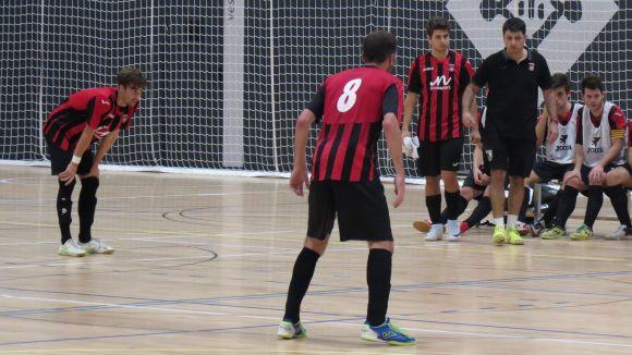 El Futbol Sala Sant Cugat supera el Vallseca i depn d'ell mateix per salvar-se a la darrera jornada