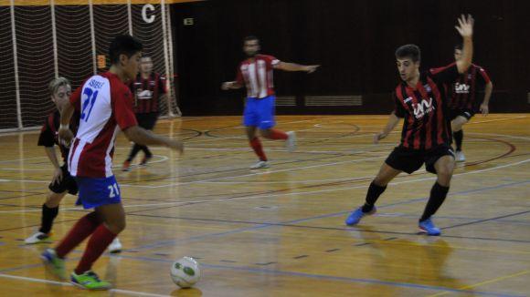 El FS Sant Cugat supera el Rubí i accedeix als vuitens de final de la Copa Catalunya
