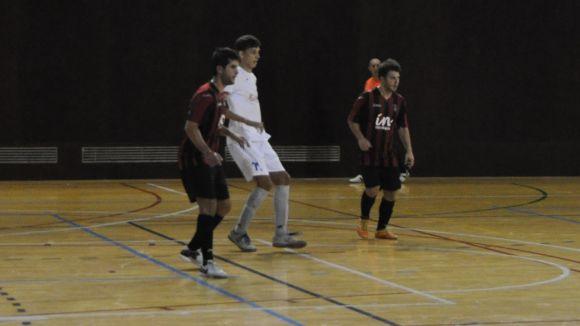 El FS Sant Cugat suma el primer triomf a domicili a Centelles