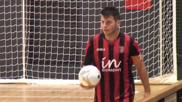 El Futbol Sala Sant Cugat rep aquest dissabte el Lloret amb urgències per sumar punts a la Guinardera